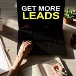 how to generate more leads online